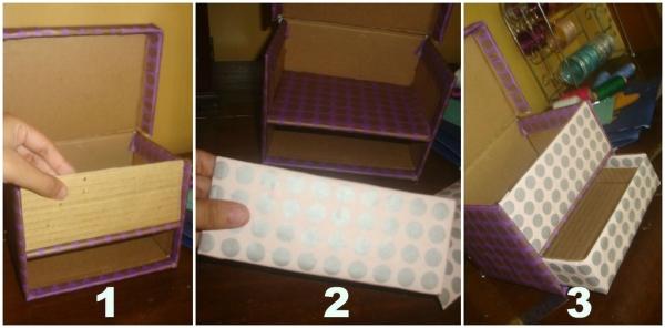 Как сделать шкатулку простую