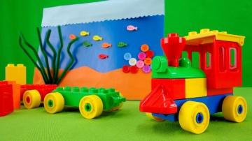 Видео для детей. Аппликация Подводный мир