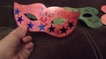 Маскарадные маски