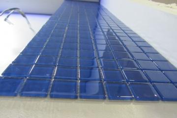 Секрет укладки мозаики,один из способов!The secret of laying mosaic, one way!