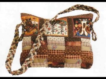 Сумки пэчворк, стиль пэчворк, лоскутные сумки