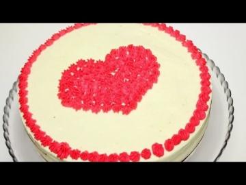 Как приготовить торт КРАСНЫЙ БАРХАТ