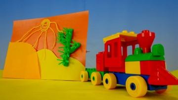 Видео для детей. Пустыня Поделки своими руками