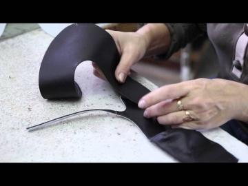 Этапы пошива обуви ручной работы